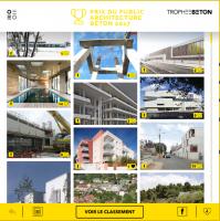PARTICIPATION AU TROPHÉE BÉTON 2017