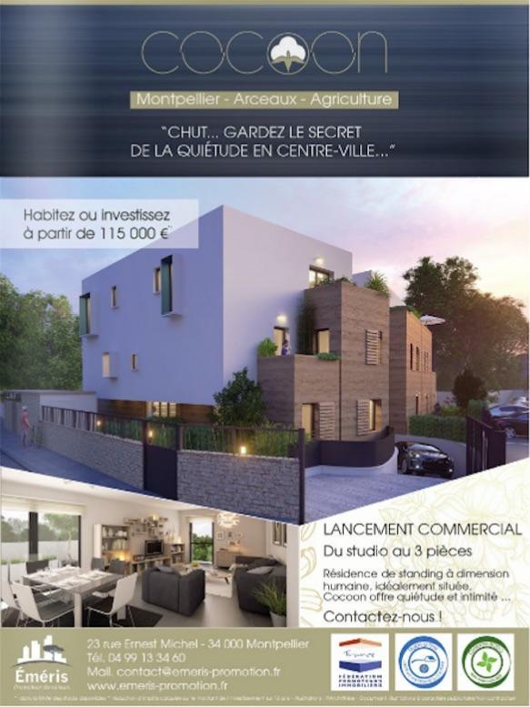 COCOON - Lancement commercial